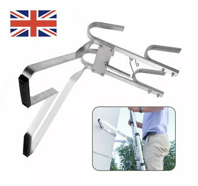 £23.98 • Buy Universal Ladder Stand-Off V-shaped Downpipe - Ladder Accessory, Easy Fitting UK