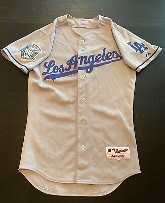 $199.99 • Buy Dodgers Authentic Majestic Jersey 2008 50th Anniversary Sz 40 M