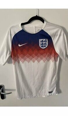 £50 • Buy England Football World Cup 2018 Training Top - Size Small