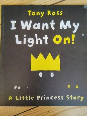 £2 • Buy The Little Princess Book By Tony Ross 'I Want My Light On'