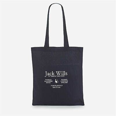 £4 • Buy Jack Wills Unisex Bag For Life Tote