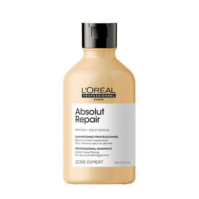 £12.90 • Buy L'Oreal Professional Serie Expert ABSOLUT REPAIR Protein SHAMPOO - 300ml