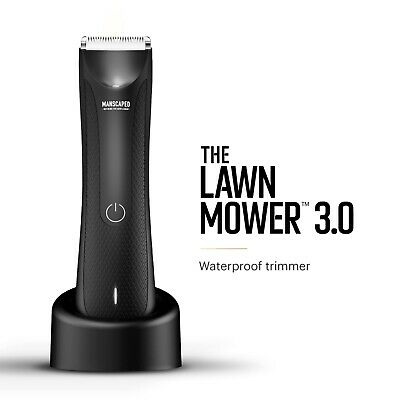 AU139.95 • Buy MANSCAPED™ The Lawn Mower™ 3.0 Electric Trimmer For Groin & Body Grooming