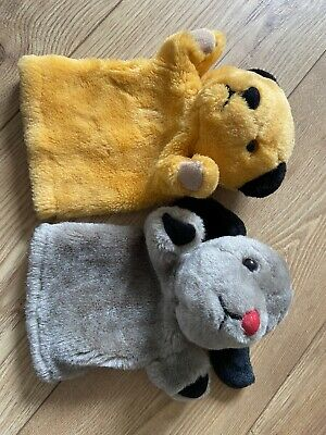 £15 • Buy Sooty And Sweep Hand Glove Puppets.
