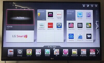 £260 • Buy LG 47-inch LED 1080p FHD 3D Smart TV With 3D Glasses