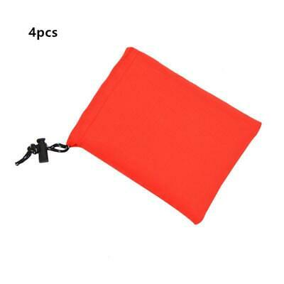 AU6.34 • Buy Outdoor Camping Hiking Portable Gadget Storage Pouch Tent Pegs Drawstring Bag