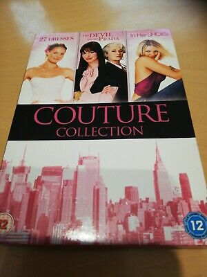 £0.99 • Buy The Couture Collection (DVD) 27 Dresses, In Her Shoes,Devil Wears Prada