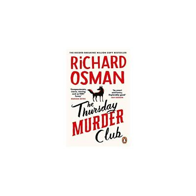 £5.70 • Buy The Thursday Murder Club: The Record-Breaking Sunday Times Number One Bestseller