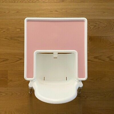 £15 • Buy Silicone Placemat For Ikea Highchair   Pink Blossom   Antilop High Chair Insert