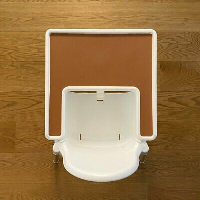 £15 • Buy Silicone Placemat For Ikea Highchair   Maple   Antilop High Chair Mat Insert
