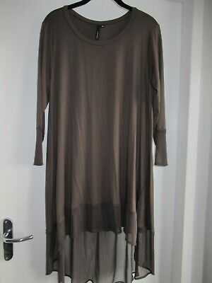 £37.99 • Buy YONG KIM Modal High Low Top Dress ~ Size 14 New Without Tag