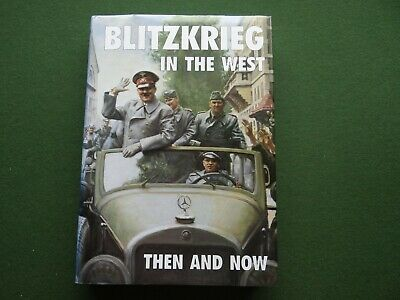 £40 • Buy Blitzkrieg In The West Then And Now
