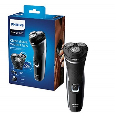 View Details Philips Mens Cordless Dry Electric Beard Shaver Rechargeable Razor Trimmers • 58.69£