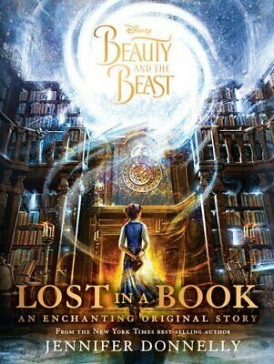 £4.84 • Buy Disney Beauty And The Beast Lost In A Book: An Enchanting Original Story By...