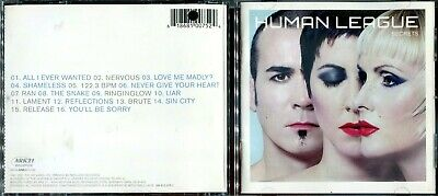£0.12 • Buy 1 CENT CD The Human League - Secrets / Philip Oakey / SYNTH-POP