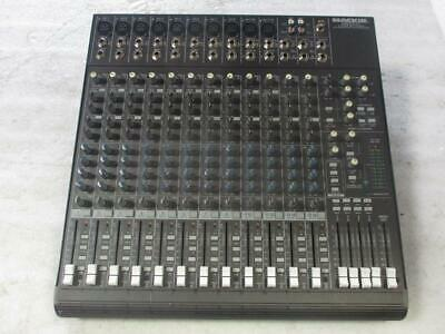 $149.95 • Buy Mackie 1642-VLZ Pro 16-Channel Mic/Line Mixer Premium XDR Mic Preamps