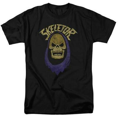 $19.99 • Buy Masters Of The Universe Skeletor T Shirt Afternoon Cartoons Retro 80's DRM224