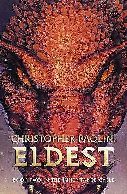 £3.19 • Buy Eldest By Christopher Paolini, Acceptable Used Book (Paperback) FREE & FAST Deli