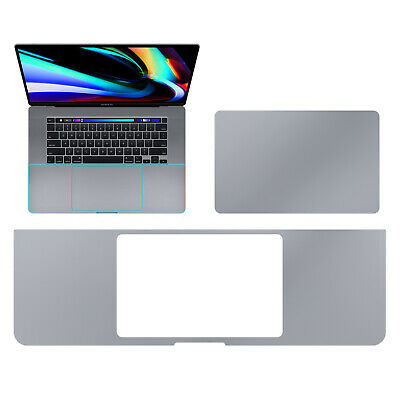 $9.99 • Buy Trackpad Palm Rest Skin Protector Gray Sticker For MacBook Pro Air 13 15 16