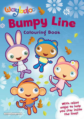 £4.02 • Buy Waybuloo Bumpy Line Colouring Book By ,New,Paperback
