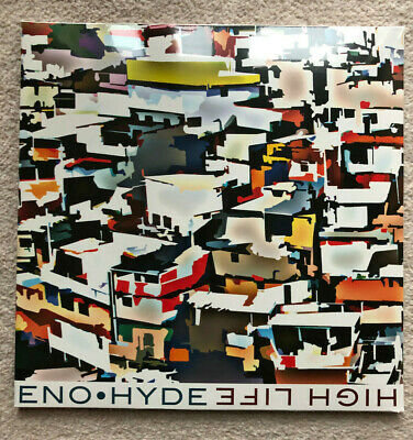 £11 • Buy Eno-Hyde - High Life - 2 X LP Special Edition - NEW! SEALED! MINT!