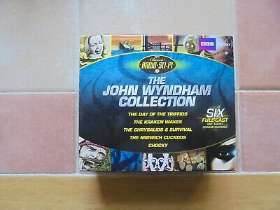 £17.50 • Buy The John Wyndham Collection (Audio CD, 2010) BBC 11 CD Collection