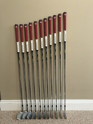 $999 • Buy Macgregor VIP V-Foil Tourney Forged 1025m Wedges And Irons. 56,52 & P-2 Iron.