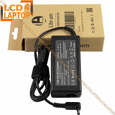 £10.99 • Buy For ASUS E410M E410MA 19V 1.75A 33W Laptop Power Supply AC Adapter Charger PSU