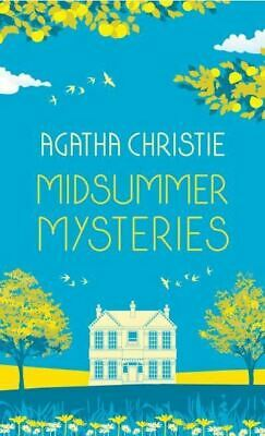 £11.35 • Buy MIDSUMMER MYSTERIES By Agatha Christie