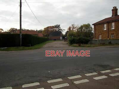 £2.05 • Buy Photo  Station Approach... ... To The Now Closed Snettisham Station.