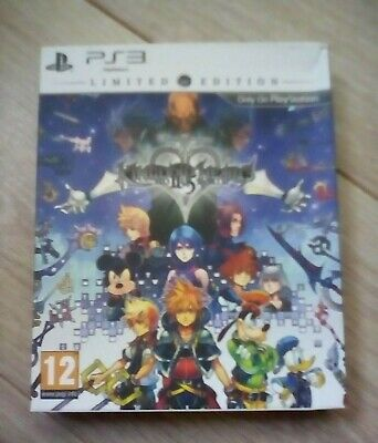 £6 • Buy Kingdom Hearts HD 2.5 ReMIX Limited Edition PS3