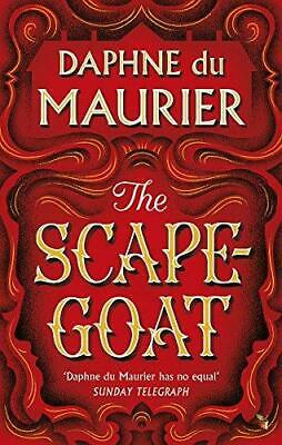 £6.22 • Buy The Scapegoat, Daphne Du Maurier, Good Condition Book, ISBN 9781844080977