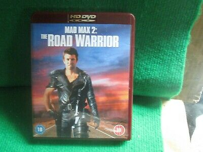 £2.99 • Buy Mad Max 2 The Road Warrior (mel Gibson) Hd Dvd