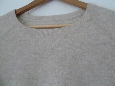 £18 • Buy The White Company Cashmere Jumper Size 12 -14