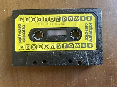 £2 • Buy Ghouls BBC Micro/Acorn Electron Game Cassette Only