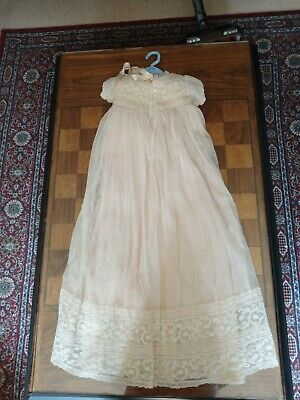£7.50 • Buy Antique Victorian Christening Gown