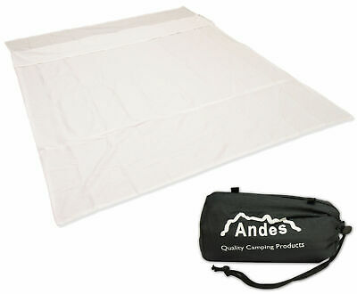 £14.99 • Buy Andes Polycotton Camping/Hiking Double Sleeping Bag Liner Inner Sheet