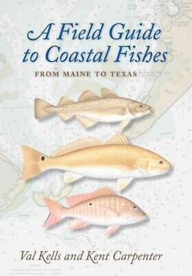 $39.54 • Buy Field Guide To Coastal Fishes : From Maine To Texas, Paperback By Kells, Val;...