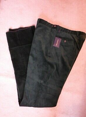 $34.99 • Buy NWT Mens Forest Green Polo Ralph Lauren Corduroy Pants Classic Fit Green 38 X 35