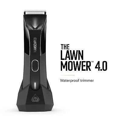 AU149.99 • Buy MANSCAPED™ The Lawn Mower™ 4.0 Electric Trimmer For Groin & Body Grooming