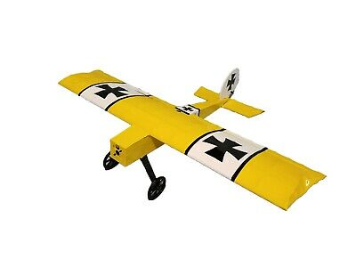 £28.94 • Buy Ugly Stick Model RC Aircraft Airplane YELLOW Easy Kit With Pre-Cut Covering