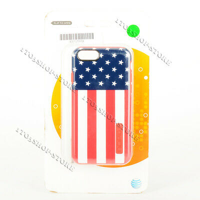 AU9.50 • Buy Incipio DualPro Cover Case For IPhone 6 & IPhone 6s - USA Flag