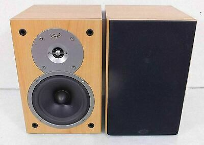 £24.99 • Buy Pair Of GALE Gold Monitor Bi-Wireable Book Shelf Stereo Speakers In GWO