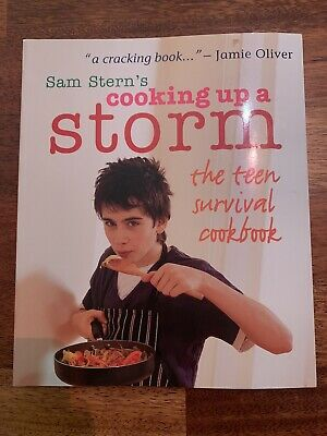 £3.50 • Buy Sam Stern's Cooking Up A Storm Paperback Book 2006