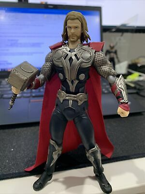 £0.72 • Buy Good Smile Figma 216 Thor Marvel The Avengers Max Factory Original Authentic