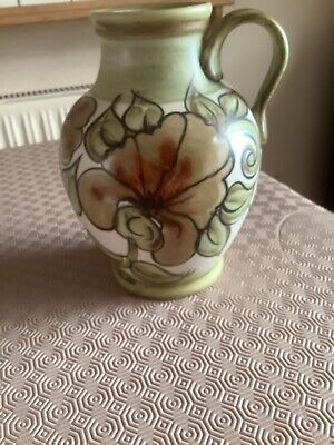 £21 • Buy Langley Pottery Large Vase With Handle  1960's