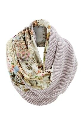 AU130 • Buy Camilla Girl In The Garden Double Sided Scarf - BNWT - One Size - RRP$299