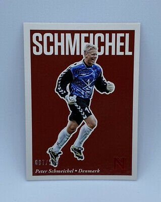 £22.99 • Buy Peter Schmeichel Panini Nobility 007/199 Denmark Manchester United