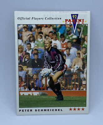 £14.99 • Buy Peter Schmeichel Panini Players Collection 1992 Manchester United