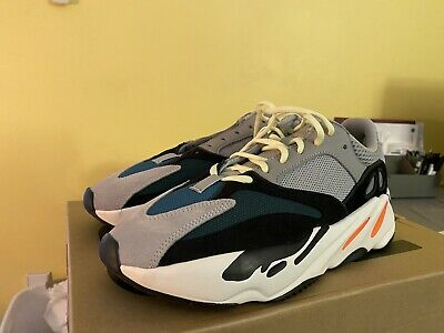 $ CDN555.52 • Buy Yeezy 700 Wave Runner Size 10.5 (worn Once, Great Condition!)